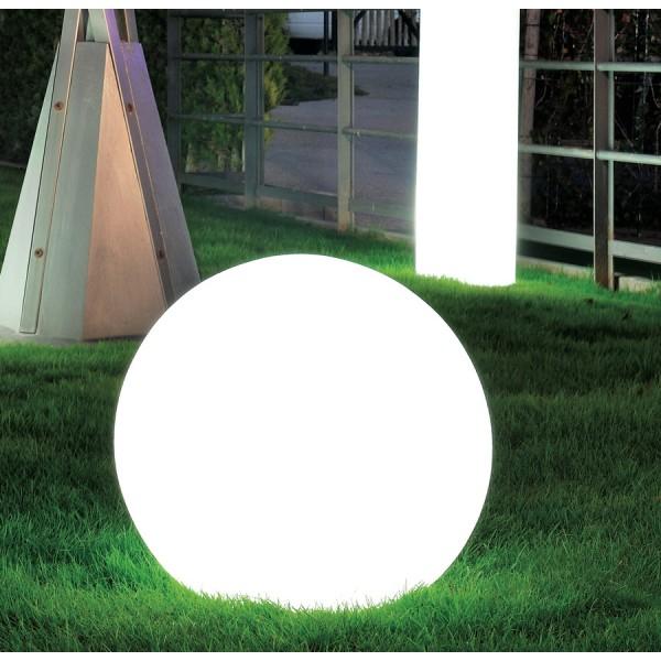 Lampada da esterno illuminabile Mod. BALUX