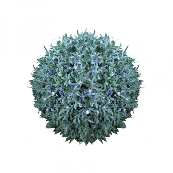 bosso a sfera artificiale 'lavanda' mod. GRAS...