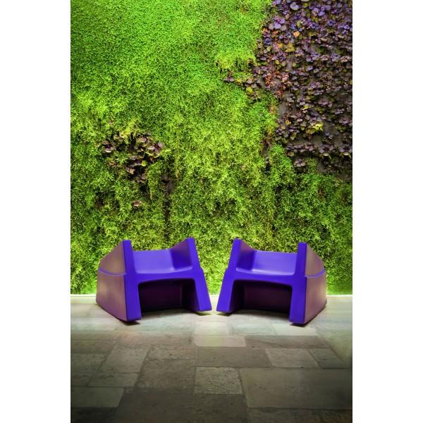 Poltrona multiposizione da Giardino Mod. BANGKOK
